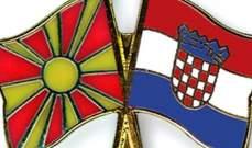 وزير دفاع كرواتيا: ندعم انضمام مقدونيا إلى