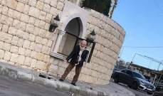 اوكرانية مضطربة نفسيا حطمت مزارا للسيدة العذراء في اميون