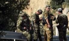 الجيش الجزائري أعلن حجز 11 صاروخ أرض- جو قرب حدود دولة مالي