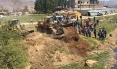 علوية يحمل مفوضية اللاجئين مسؤولية سقوط ضحيتين على ضفاف قناة ري القاسمية