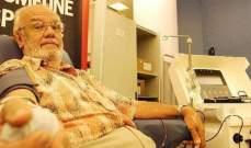 مريض فيمستشفى الاسلامي بحاجة ماسة إلى وحدات دم من فئة O-