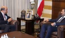 السفير التركي التقى الحريري: تركيا ولبنان تجمعهما علاقات ممتازة وسأعمل لتحسينها