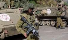 مواجهات بين الفلسطينيين والقوات الإسرائيلية قرب حاجز بيت إيل شمال رام الله
