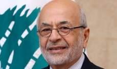 شهيب أكد التزام لبنان الشفافية بصرف المساعدات وطلب دعم بريطانيا لموقفه بمؤتمر بروكسل