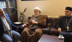وفود وشخصيات تزور ضريح معروف سعد وتلتقي النائب أسامة سعد