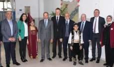 بيرت: سندعم لبنان في بروكسل ونؤيد العودة الطوعية والآمنة للنازحين إلى بلدهم