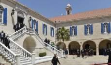 وصول ممثلي رؤساء فرنسا والسعودية وقبرص وقطر والأردن إلى بكركي