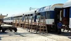 """""""الوطن"""": مخاوف إسرائيلية من سكة حديد تربط سوريا بإيران"""