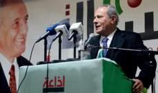 حميد: الاستحقاق الانتخابي محطة لاعادة تشكيل السلطة ورسم السياسات الانقاذية