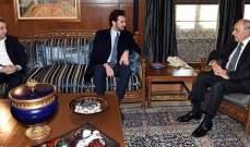 تيمور جنبلاط التقى بري على رأس وفد من الإشتراكي: نطالب بتسريع تشكيل الحكومة