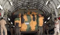 الأناضول: تركيا ترسل قوات خاصة إضافية إلى عفرين