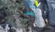 النشرة: إصابة شخص في انفجار جسم مشبوه  في بلدة ياطر الجنوبية
