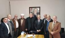 حمدان زار ندوة العمل الوطني: للمقاومة الشعبية لأي احتلال خارجي لأراضي الوطن العربي