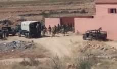 النشرة: الجيش داهم مزرعة في بلدة بوداي وصادر مخدرات وحشيشه وسلاح