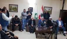 الداوود مستنكراً الاعتداء على مهنا:ما قام به أبو فاعور استباحة للمؤسسات العامة