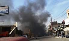 النشرة: ذوو قتيل في الدوير أحرقوا إطارات في المنطقة احتجاجا عل إخلاء سبيل والد القاتل