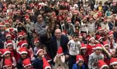 الرابطة السريانية أقامت حفلا ميلاديا لحوالي 700 طفل: ملتزمون قضايا شعبنا