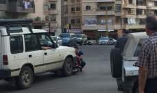 النشرة: سيارة صدمت شابا في أبي سمراء والاضرار مادية