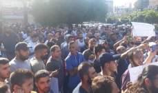 إعتصام لهيئات أهلية في طرابلس: مطالب إنمائية وخدماتية ودعوة لتصعيد التحركات