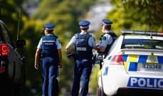 الشرطة النيوزيلندية: إرهابي مجزرة المسجدين سيحاكم بتهمة قتل 50 شخصا