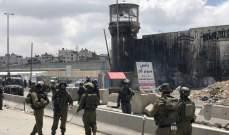 مقتل فلسطيني برصاص الجيش الإسرائيلي عند حاجز الجلمه قرب جنين
