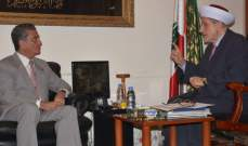 الأحدب زار الشعار: نقلت له مطالب أهل طرابلس حول مظلومية المساجين الأبرياء