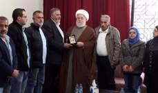 محمد عسيران: القضية الفلسطينية ستبقى في الواجهة