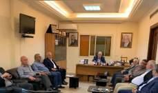 فصائل منظمة التحرير بلبنان: العدوان على غزة هدفه تحويل حياتهم الى جحيم