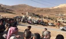 سانا:اتخاذ الإجراءات لاستقبال مئات المهجرين السوريين العائدين من لبنان