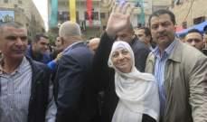 بهية الحريري :صيدا مقبلة على كثير من الأنشطة