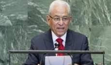 سفير فنزويلا بالأمم المتحدة: مفاوضات تجري مع المعارضة الديمقراطية في النرويج