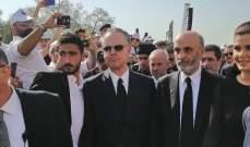 """وصول جعجع إلى بكركي على رأس وفد من """"القوات"""" للمشاركة بمراسم دفن البطريرك صفير"""