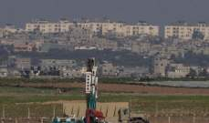 يديعوت أحرونوت: سماع سلسلة انفجارات في منطقة غلاف غزة