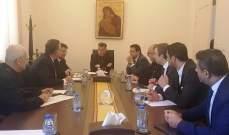 الراعي يترأس اجتماع لجنة المتابعة للقاء النواب الموارنة التشاوري