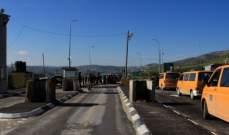الميادين: الجيش الإسرائيلي يطلق النار على فلسطيني بنابلس بذريعة تنفيذ عملية طعن