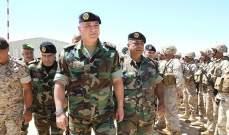 الأخبار: زيارة قائد الجيش لأميركا ستركز على الحاجات المستقبلية للجيش
