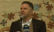 فياض: الجميع متضرر من كارثة تلوث نهر الليطاني