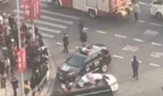 وسائل إعلام صينية: مقتل 5 أشخاص وإصابة 18 آخرين في حادث الدهس في الصين