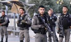 ارتفاع عدد إصابات عناصر الشرطة الإسرائيلية بعملية الطعن في القدس إلى 5