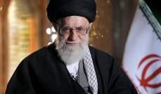 خامنئي يوصي الجيل الشاب: معاداة أميركا ومساندة حزب الله!