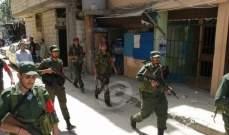 النشرة: سقوط 3 جرحى بإشكال في مخيم عين الحلوة بصيدا