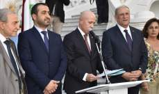 سفير الأرجنتين بلبنان: السنة المقبلة نحتفل بمرور 75 سنة على تأسيس العلاقات بين البلدين