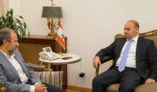 وفد من حزب سبعة التقى باسيل وناقش معه مشروع استعادة الاموال المنهوبة