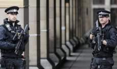 الشرطة البريطانية: الجسم الذي عثر عليه قرب مقر ماي غير خطر أو مريب