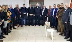لقاء بين الديمقراطي اللبناني والوطني الحرّ في قضاء عاليه