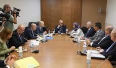 حاصباني يطلع لجنة الصحة على واقع القطاع: لتسعير الادوية وتسجيلها وخفض الاسعار