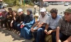 تحرك مطلبي للأساتذة المتعاقدين أمام وزارة التربية: المتعاقد مواطن وله حقوق