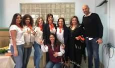 النشرة :نشاط إنساني من تنظيم لجنة المرأة في هيئة قضاء زحلة بالوطني الحر