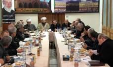 لقاء الأحزاب دان التدخّل الأميركي بشؤون لبنان الداخلية
