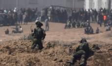 حشود إسرائيلية على حدود غزّة تحسّباً لمسيرة العودة المليونية